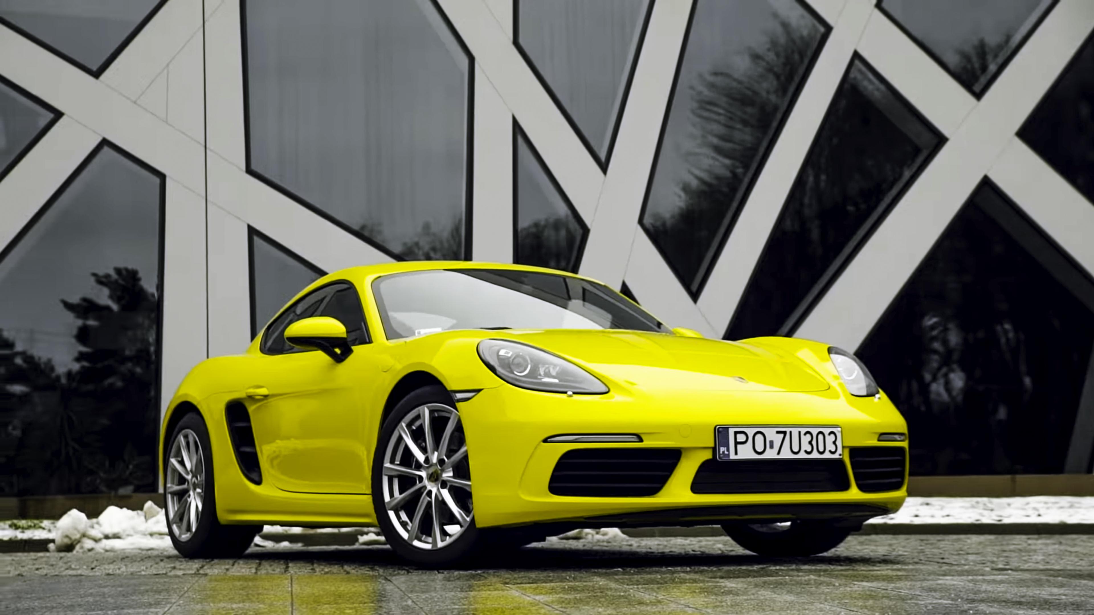 Zatankowani TV odc. 2: Wrak Race, Porsche 718 Cayman i Disco VR
