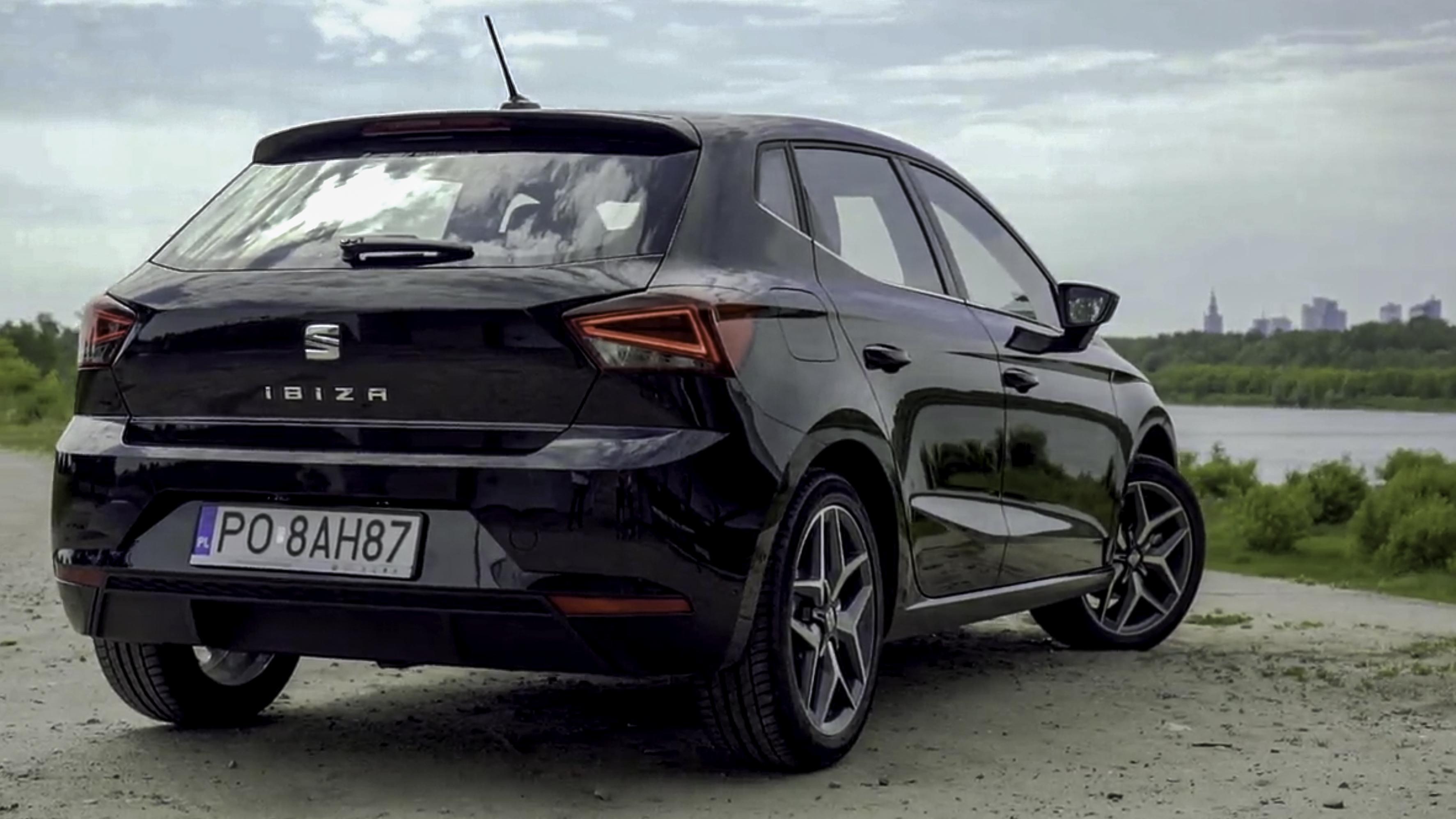 Interia Motoryzacja - test Seata Ibiza