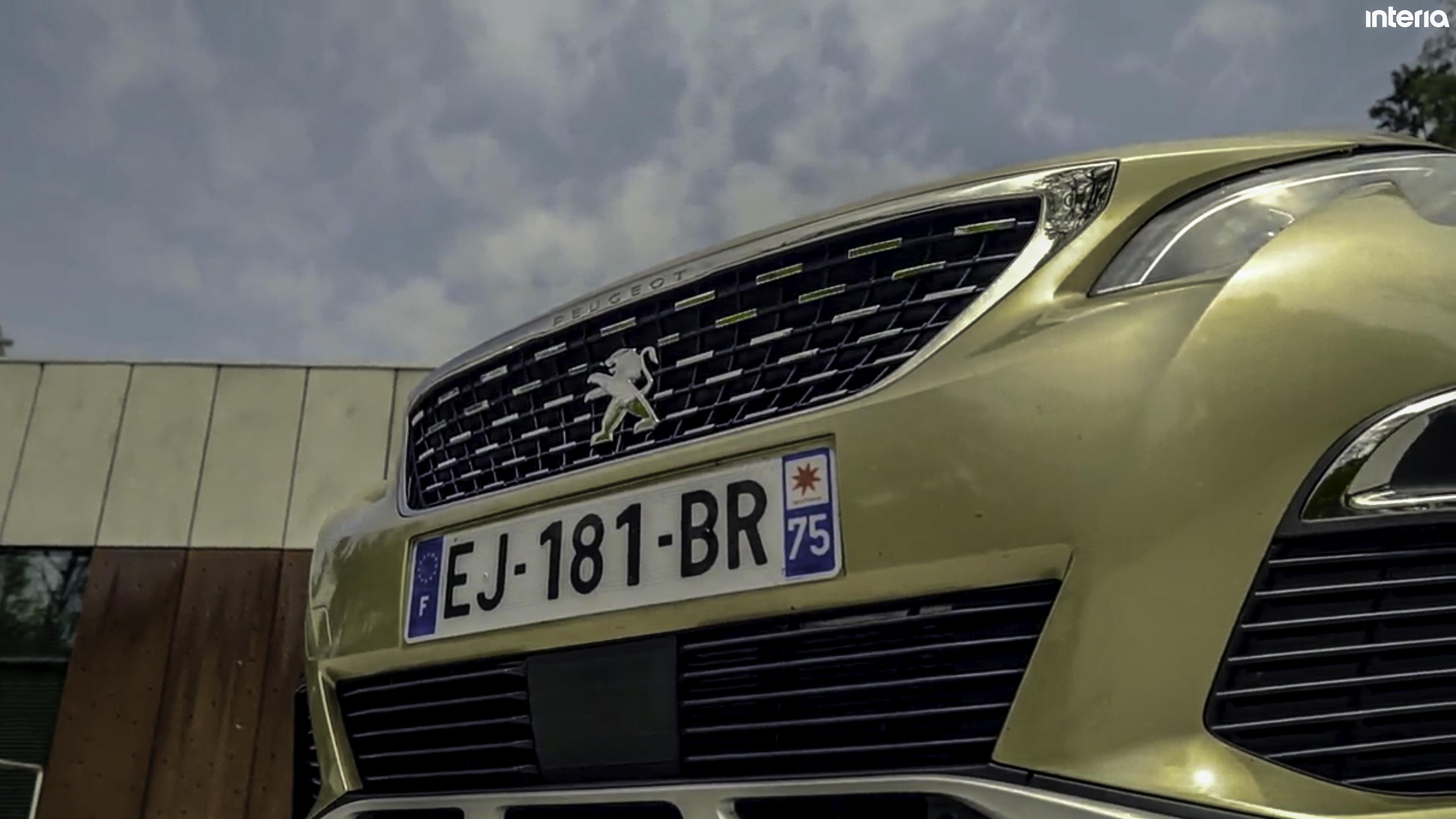 Interia Motoryzacja - test Peugeot 5008