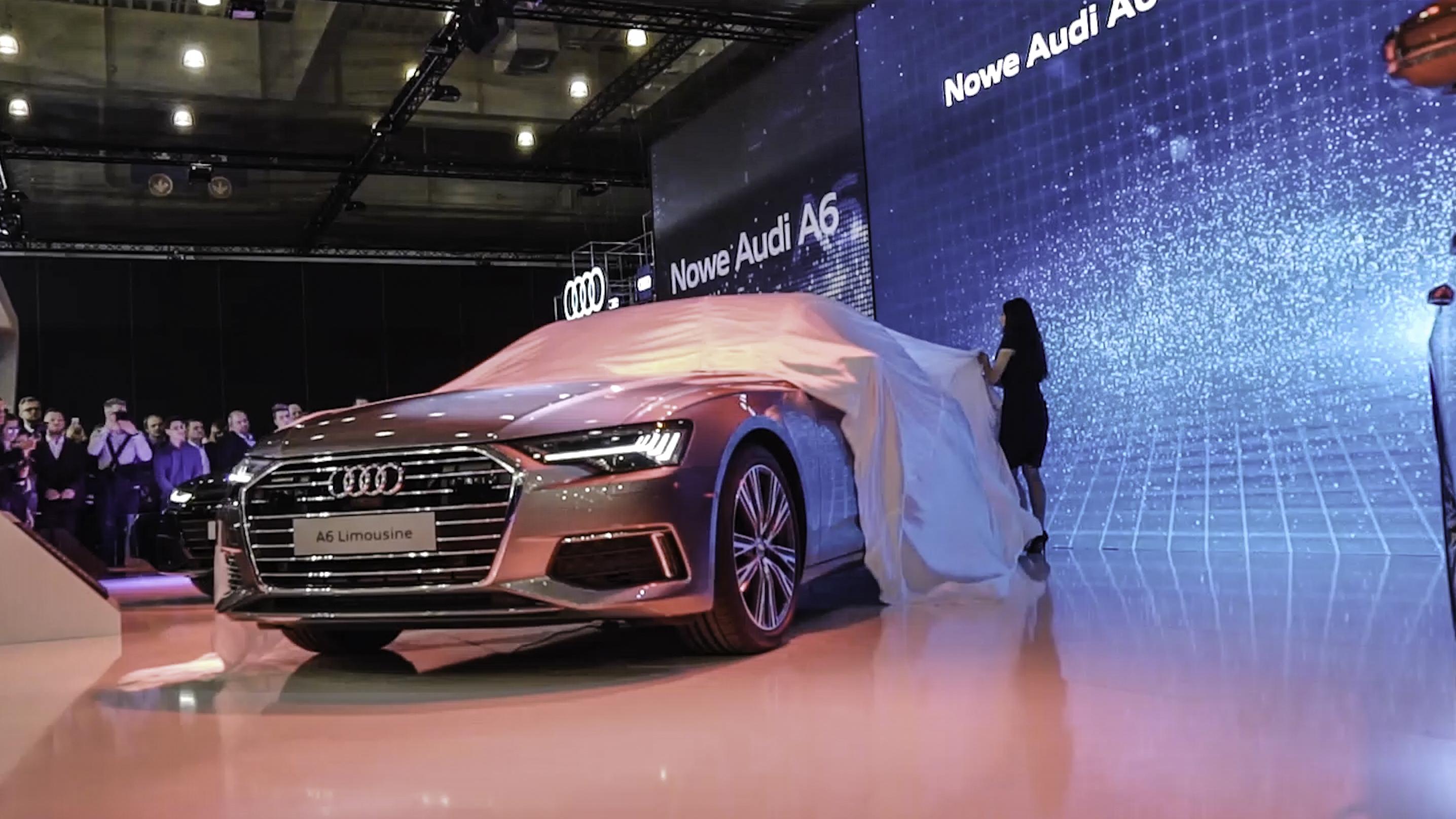 Audi na Poznań Motor Show