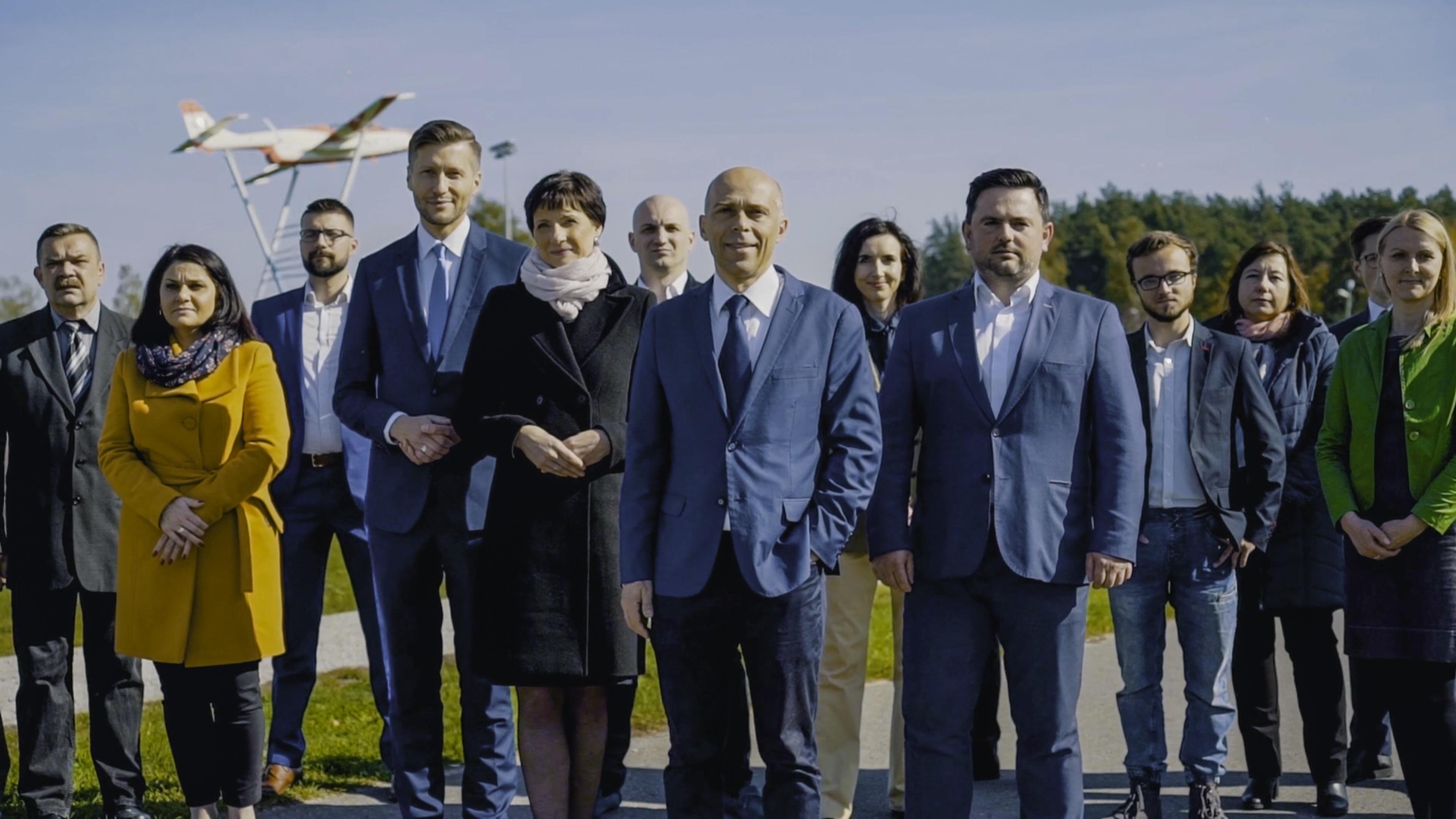 Wizja Nowego Mielca Andrzeja Skowrona